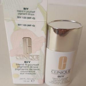 Clinique BIY pigment drops
